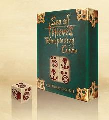 Sea of Thieves Legendary Dice Set (20)