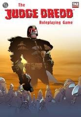 Judge Dredd RPG, The