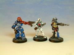 Robot Gang II