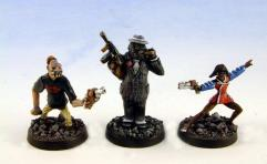 Mutant, Ape, Bodyguard