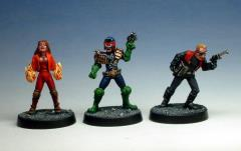 Jimp, Pyrokinetic and Sov Spy