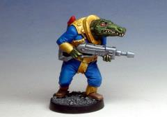 Klegg Mercenary