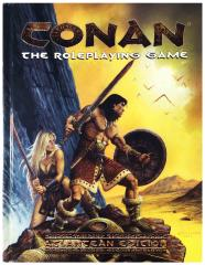 Conan - The Roleplaying Game (Atlantean Edition)