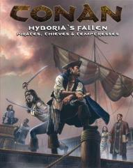 Hyboria's Fallen - Pirates, Thieves & Temptresses