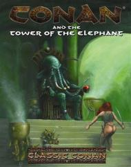 Conan and the Tower of the Elephant
