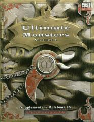 Ultimate Monsters #1