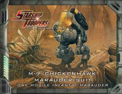 """M-9 Marauder """"Chickenhawk"""""""
