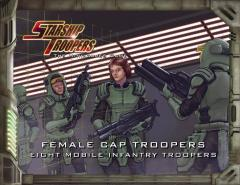 Female Cap Troopers