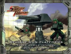 Reliant Gun Platforms