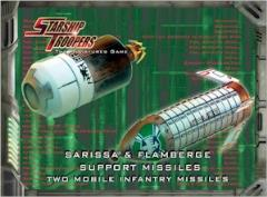 Sarissa & Flamberge - Mobile Infantry Support Missiles