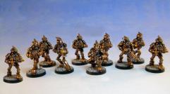 Skinnie Soldiers