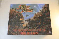 Starship Troopers - The Miniatures Game w/Painted Figures