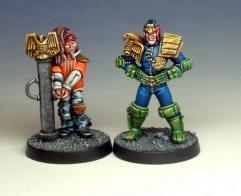 Judge Dredd and Perpetrator