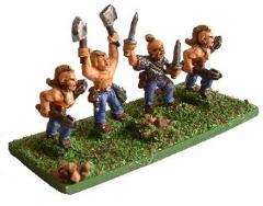 Barbarian Berserkers