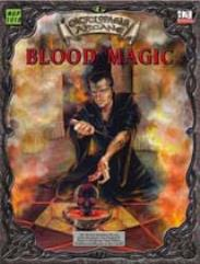 Blood Magic - Oaths and Sacrifice