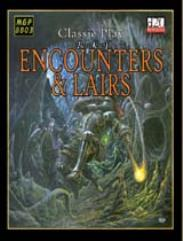 Book of Encounters & Lairs