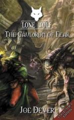 Lone Wolf #9 - The Cauldron of Fear (Collector's Edition)