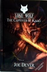 Lone Wolf #14 - The Captives of Kaag (Collector's Edition)