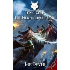 Lone Wolf #17 - The Deathlord of Ixia (Collector's Edition)