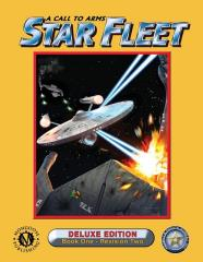 Star Fleet - A Call to Arms Core Rulebook Deluxe Edition
