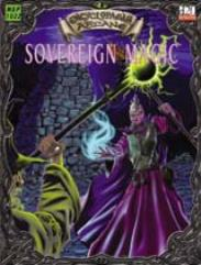 Sovereign Magic - Mastery of the Land