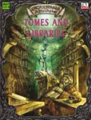 Tomes and Libraries - Secrets of the Written Word