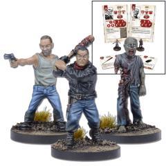 Game Booster - Negan, Andy, Walker