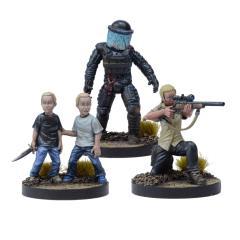 Game Booster - Andrea, Prison Sniper