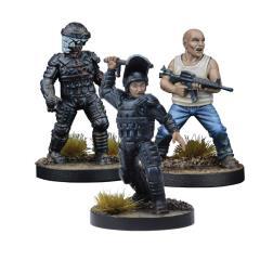 Game Booster - Glenn, Prison Guard
