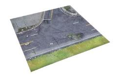 Deluxe Gaming Mat - The Suburbs