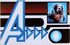Captain America - ID Card