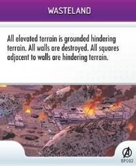 Battlefield Condition - Wasteland