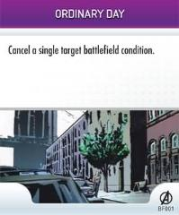 Battlefield Condition - Ordinary Day