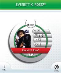 Bystander Token - Everett K. Ross