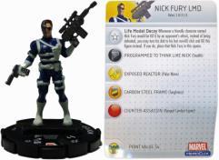 Nick Fury LMD (Limited Edition)