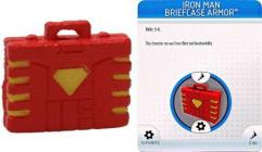 Iron Man - Briefcase Armor 3D Object (Limited Edition)