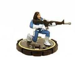S.H.I.E.L.D. Medic #004 - Rookie