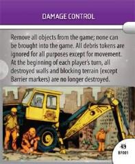 Battlefield Condition - Damage Control