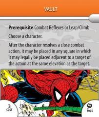 Feat Card - Vault