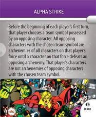 Battlefield Condition - Alpha Strike