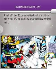 Battlefield Condition - Extraordinary Day