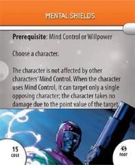 Feat Card - Mental Shields
