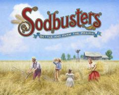 Sodbusters - Settle and Farm the Prairie
