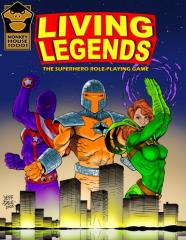 Living Legends (2nd Edition)