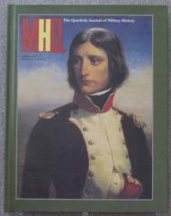 "Vol. 12, #1 ""Napoleon's First Triumph, Patrolling Guadalcanal, lincoln's Loyal Soldier"""