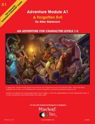 Forgotten Evil, A