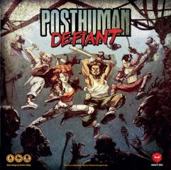 Posthuman - Defiant Expansion