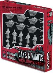 Nights of Fire - Days & Nights, Red Army Expansion