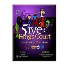 5ive - King's Court