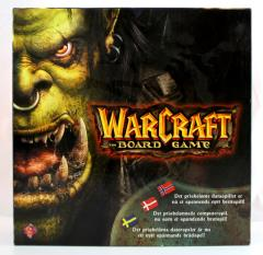 Warcraft - The Board Game (Scandinavian Edition)